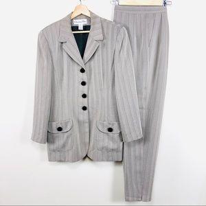 Christine Dior Vintage Suits Trousers Women